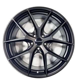 """18"""" rims PCD 5x108 fits Volvo, Jaguar, Citroen, Peugeot"""