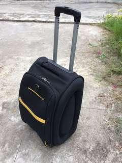 💎Luggage Trolley Bag Johnnie Walker💎