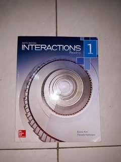 Sixth Edition Interactions ( Reading )
