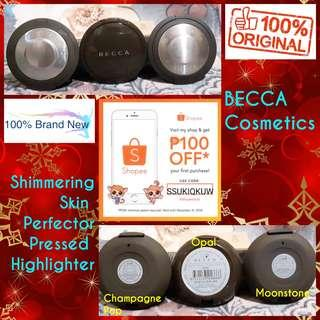 BECCA Shimmering Skin Perfector Pressed Powder