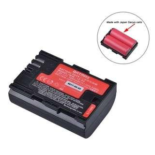 LP-E6 & LP-E6N battery