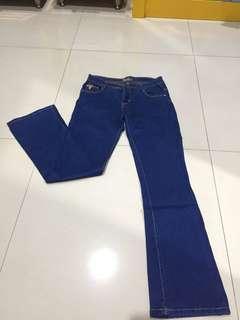 FREEONGKIR Pull & Bear Jeans