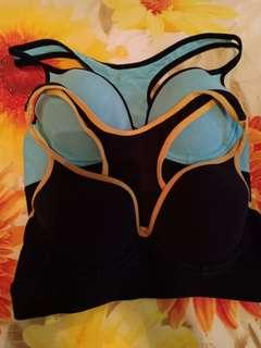 Sport bra wacoal size medium