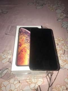 Gold Iphone XS Max 512GB Rush Sale