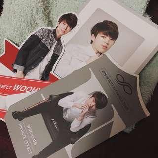 [wts] infinite effect concert woohyun set