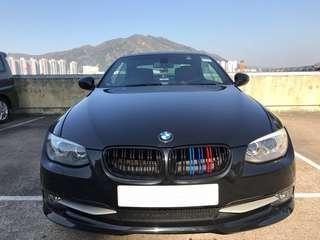BMW 323I CABRIO