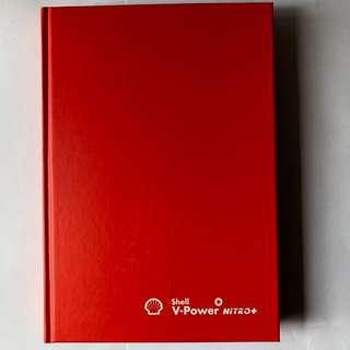A5 Hardcover Notebook #single11