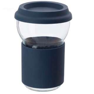 IKEA PS 2017 Mug with lid, dark blue #single11