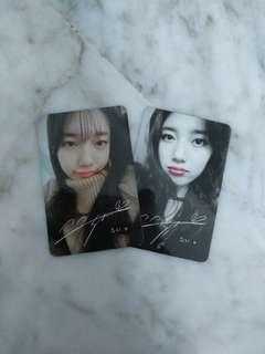 miss a suzy yes or no photocard