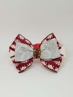 Customised Christmas pet collar