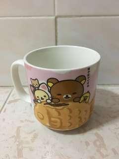BN Rilakkuma cup