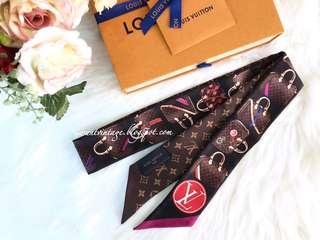 Louis Vuitton M70697 Tribute to Speedy Bandeau-Brown