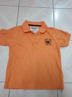 Collared Shirt for Little Boy