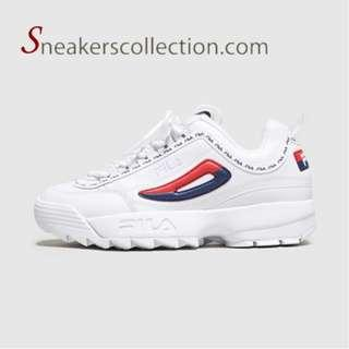 abe2d57cef909 UK3-8 Fila Disruptor II Women