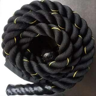 🚚 AMB Sports Management Battle Rope 38mm / 9m length