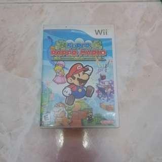 Wii: Super Paper Mario NTSC U/C