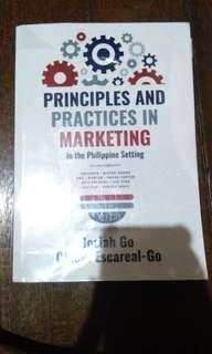 Principles and Practice in Marketing