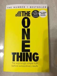 The One Thing - Gary Keller