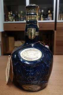Chivas Royal Salute 21 years Whisky 芝華士 皇家禮炮 威士忌