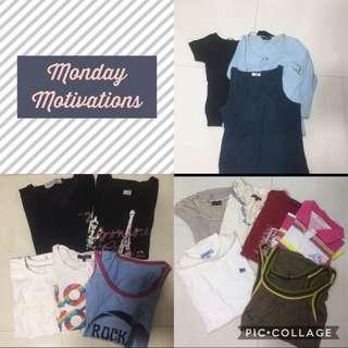 14 tops for $15