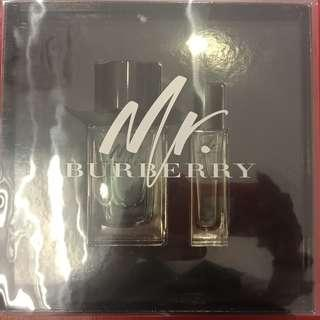 Burberry perfums