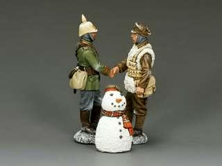 """King and Country """" Merry Christmas  Tommy"""" XM014-2"""