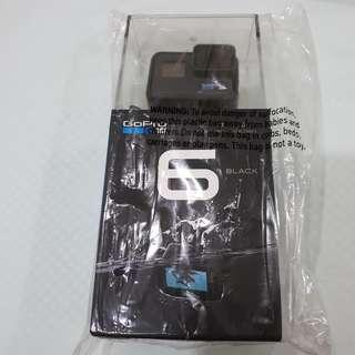GoPro HERO 6 Black Brand New - STRICTLY NO TRADE. NOW! QUICK DEAL $399!!!