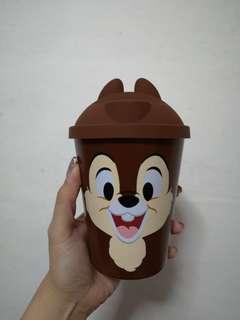 Tokyo Disneyland Chip Character Tumbler