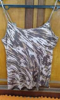 Tanktop lucu Preloved