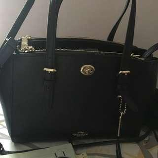 Coach Carryall 29 handbag