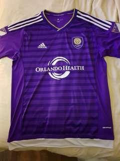 Orlando City Soccer Jersey