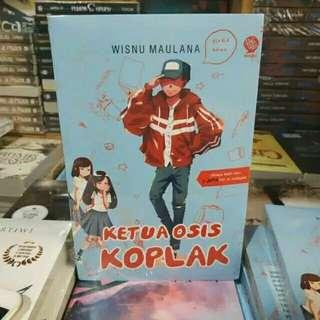 Novel Ketua Osis Koplak