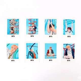 [Instocks] BTS Polaroid Love Yourself