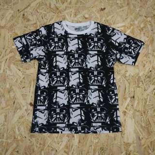 Uniqlo x star wars fullprint t shirt original