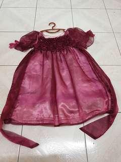 Secret Garden Elegant Princess Dress