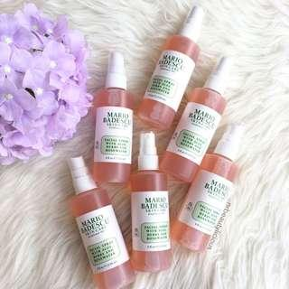 MARIO BADESCU Facial Spray with Aloe,Herbs and Rosewater