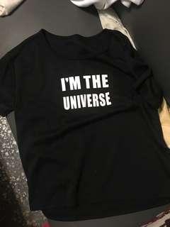 🚚 基本款字母T恤