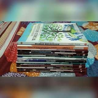SHS Book / Senior High School Books