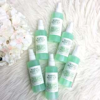 MARIO BADESCU Facial Spray with Aloe,Cucumber & Green Tea