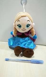 Elsa Frozen Plush