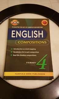 P4 Compo Writing Book
