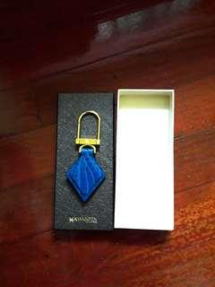 Authentic Kwanpen Crocodile Key Chain BNIB