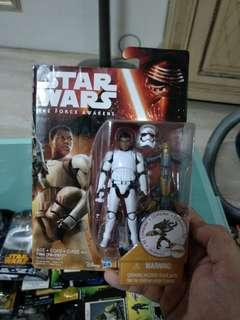 "Star Wars The Force Awakens Finn (FN-2187) 3.75"" figure"