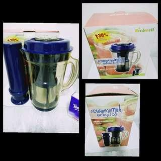 soya bean milk extractor . Mixer . Cutter . Juicer . Grinder