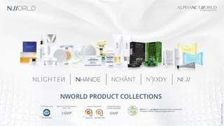 NWorld Skincare and Beauty Products 😍😊