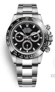 Rolex Daytona Black 116500LN