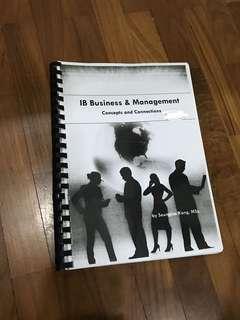 Korean IB Business & Management