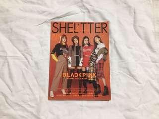 SHEL'TTER #44 Winter 2017 (BLACKPINK Winter Collab)