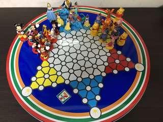 迪士尼公仔棋子組