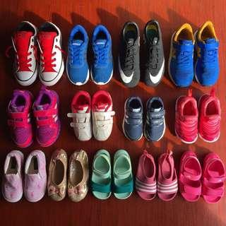 Yang sayang anak , adidas , Nike , puma , new balance, Melissa , , polo ,